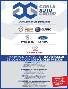 Gorla concesionarios - Más de 100 vehículos con los mejores precios