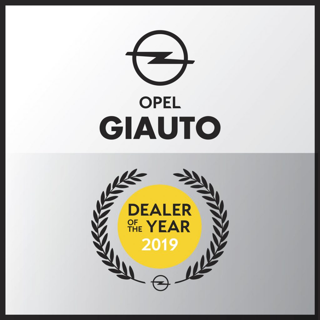 Opel Giauto concesionario del año