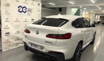 BMW X4 M40D lleno