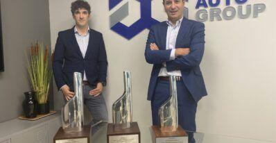 Ford Kondia se hace con el Chairman's Award por 3º año consecutivo - Grupo Gorla