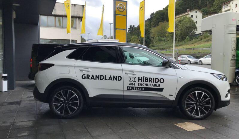 Opel GrandLand X PHEV MY20 Ultimate 1.6 Turbo 221Kw (300cv) AT8 4×4 lleno