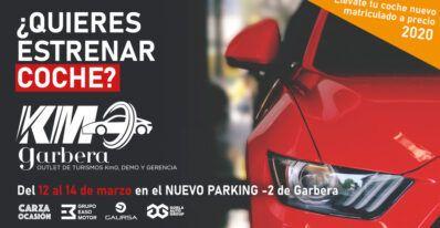 Feria Outlet KM0 Garbera - Grupo Gorla