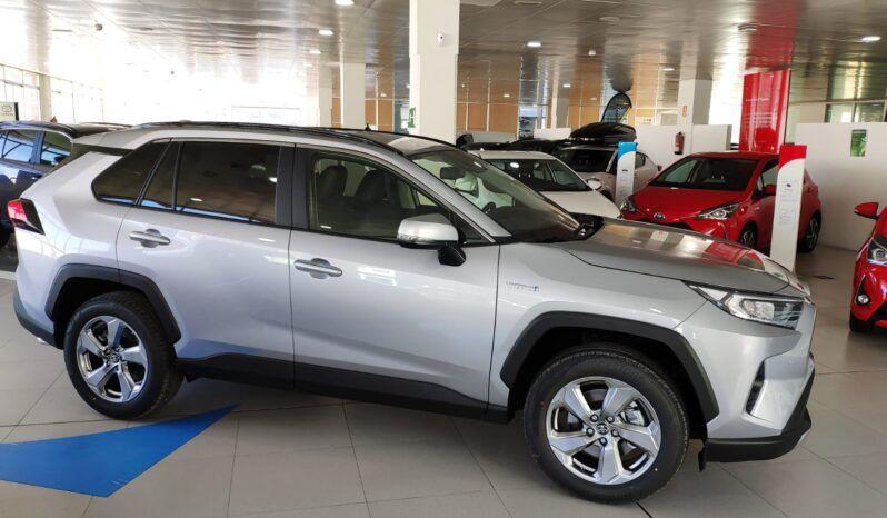 Nuevo Toyota Rav 4 Advance lleno