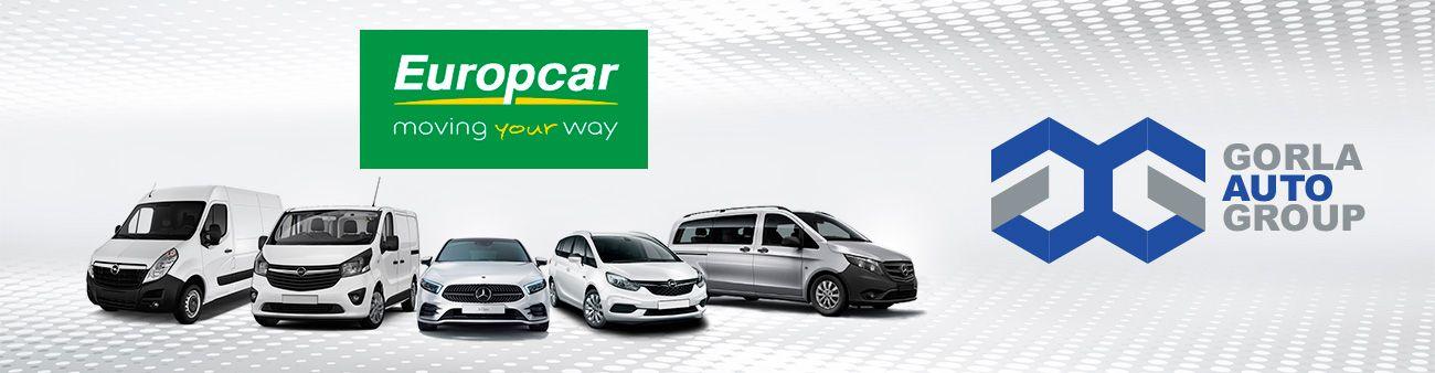 Europcar - Alquiler de vehículos Gorla Auto Group